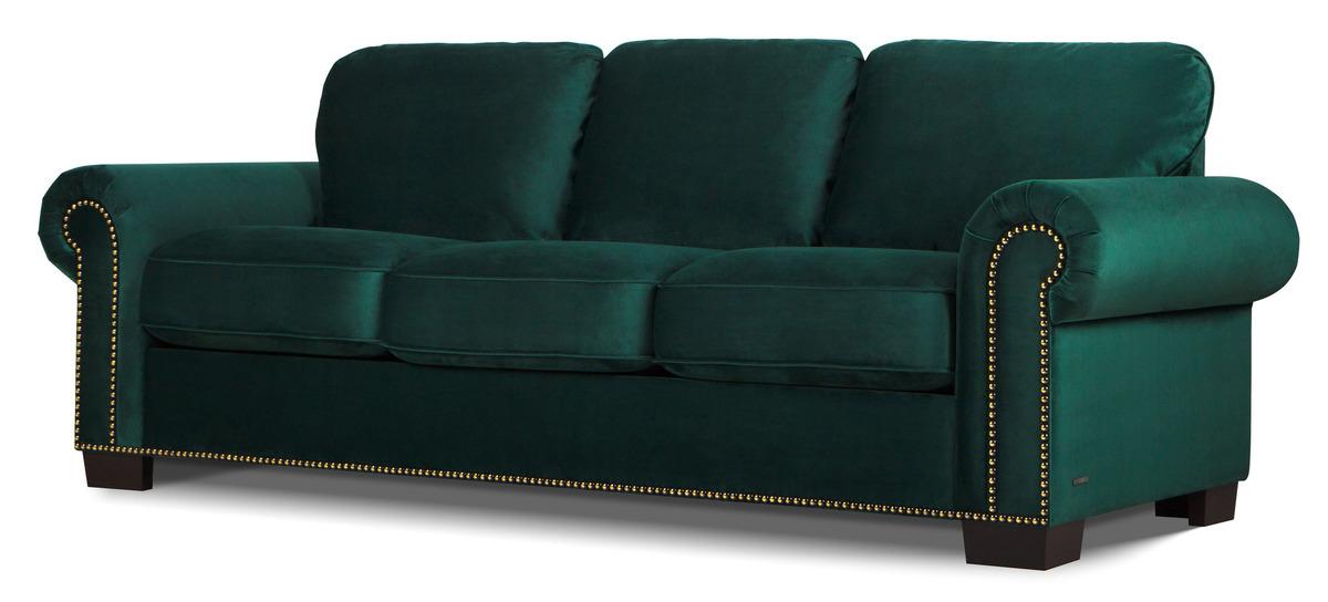 Прямые диваны в гостиной – один или два?