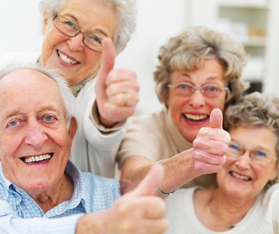 Как пожилым жить хорошо?