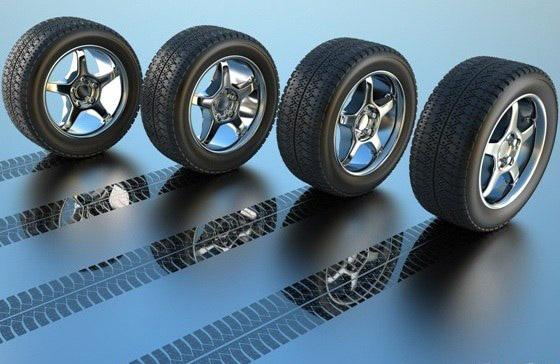 Автомобильная шина и причины ее износа