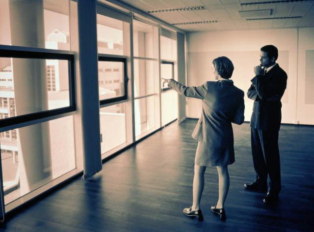 Как выбрать место для офиса?