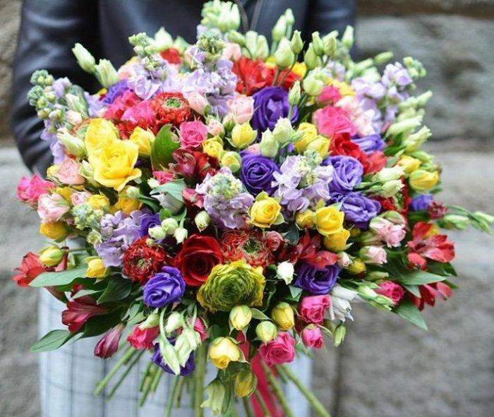 Цветы марта