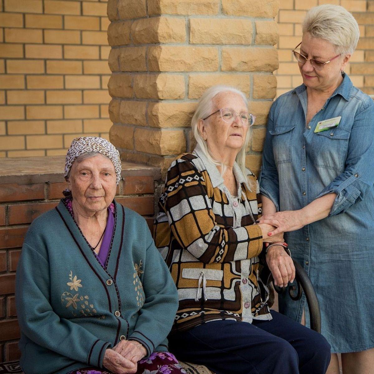 Пансионат для пожилых людей – комфортная старость